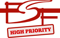 FSF High Priority logo