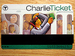 a CharlieTicket
